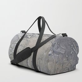 Fossil Texture Duffle Bag