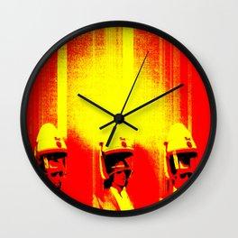 TRANSCOM Wall Clock