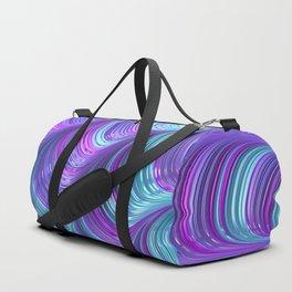 Jewel Tone Abstract Duffle Bag