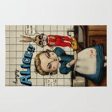 Hungry Alice Rug