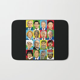 select your politic Bath Mat