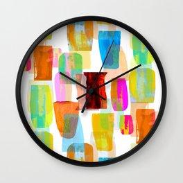 Ceramics Wall Clock