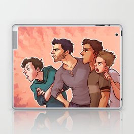 Scott McCall Defense Squad Laptop & iPad Skin