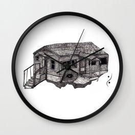 Shadow Realm Wall Clock