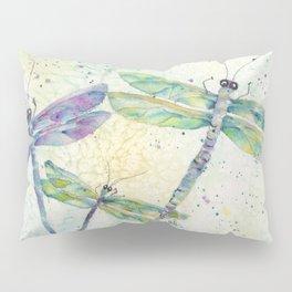 Xena's Dragonfly Pillow Sham