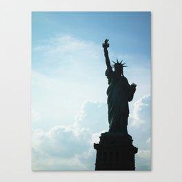Liberty Love Canvas Print