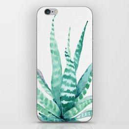 Succulent Life iPhone Skin