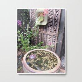 Guida's Goldfish Metal Print