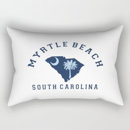 Myrtle Beach - South Carolina. Rectangular Pillow