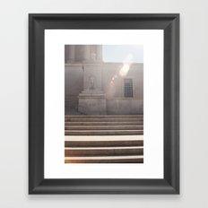 Free Mason Framed Art Print