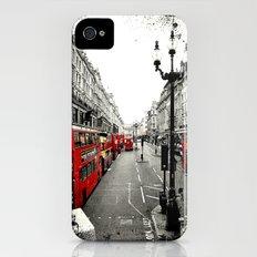 London Street iPhone (4, 4s) Slim Case