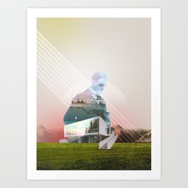 Time to Rise Art Print