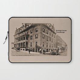 Burleigh House 1913 (sepia) Laptop Sleeve