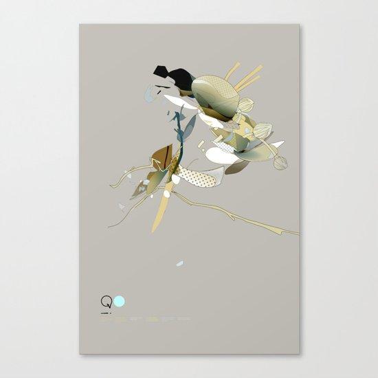 IZN Canvas Print