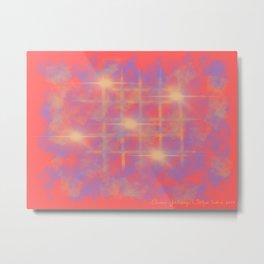 Cosmic Gateway Metal Print