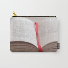 Bible 2 Carry-All Pouch