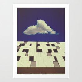 Timming Art Print