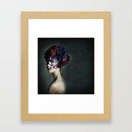 Moonlight Ingenue Framed Art Print