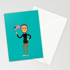 Fashion Icon: Dance Stationery Cards