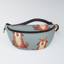 Whimsy Tiger Fanny Pack