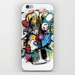 """Reap"" iPhone Skin"
