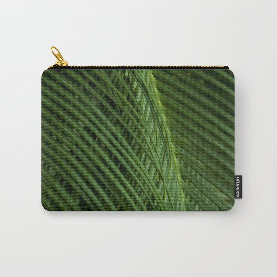 Palm leaves 2 Carry-All Pouch
