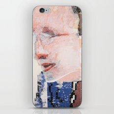 Negotiators (detail) iPhone Skin