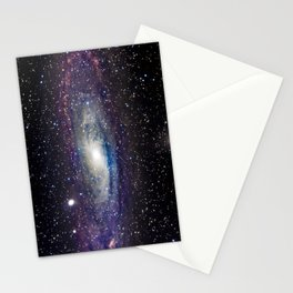 The Majesty of Andromeda Stationery Cards