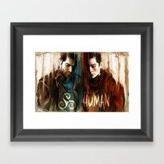 Derek & Stiles Framed Art Print