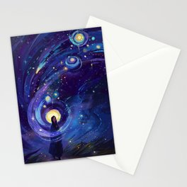 Of the Stars Stationery Cards