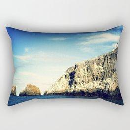 Anacapa Lighthouse  Rectangular Pillow
