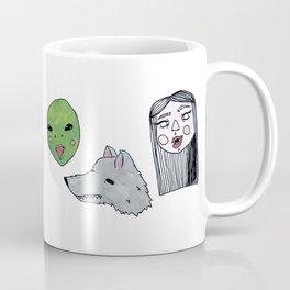 Friendly Nighbohood Monsters Coffee Mug
