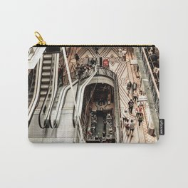Urban Industrial Architectural Designs Elegant Art Photo Carry-All Pouch