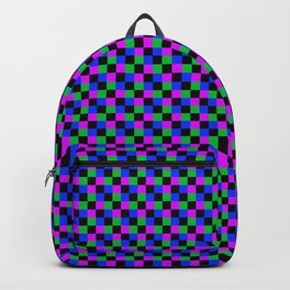Continuous Pattern_002 Backpack