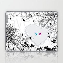 Love in air Laptop & iPad Skin