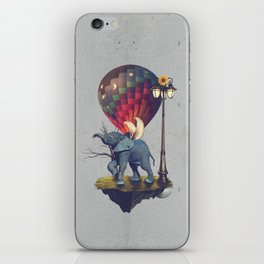 Lfant. iPhone Skin
