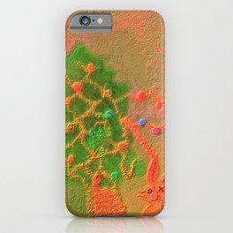 Sentimental Christmas iPhone Case