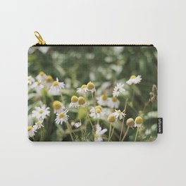 Patagonian Daisy Carry-All Pouch
