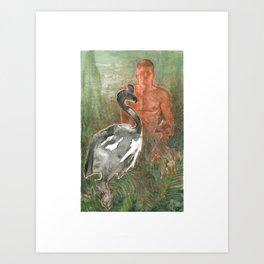 Mammal: Evidence  Art Print