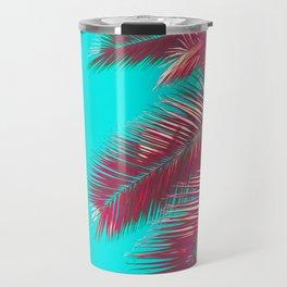 Neon Palm Travel Mug