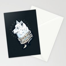 Wolf Protector Stationery Cards