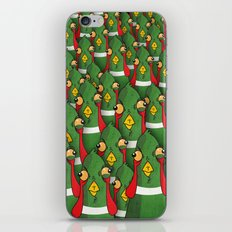 PHEASANTS - Birds | Funny | Comics | Rush | Stupid | Vector | Texture | LOL | Animals  iPhone & iPod Skin