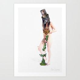 PEQUENA ELEGIA Art Print