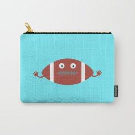 Football head Carry-All Pouch
