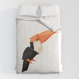 Origami Toucan Comforters