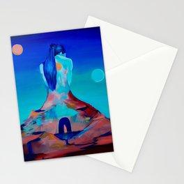 Fecund Fjord Stationery Cards