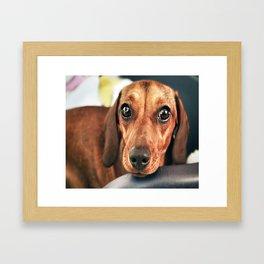 Lillie Framed Art Print