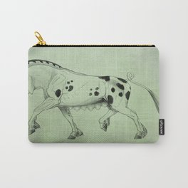 The Loyal Horse Pig Carry-All Pouch