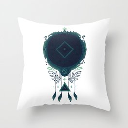 Cosmic Dreaming Throw Pillow