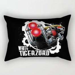 We need Tigerzord Power! Rectangular Pillow